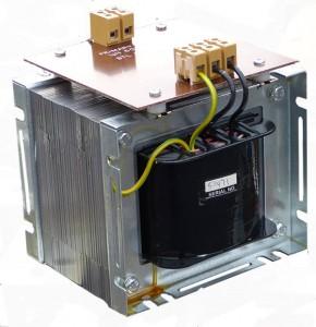 Panel-mount-transformer